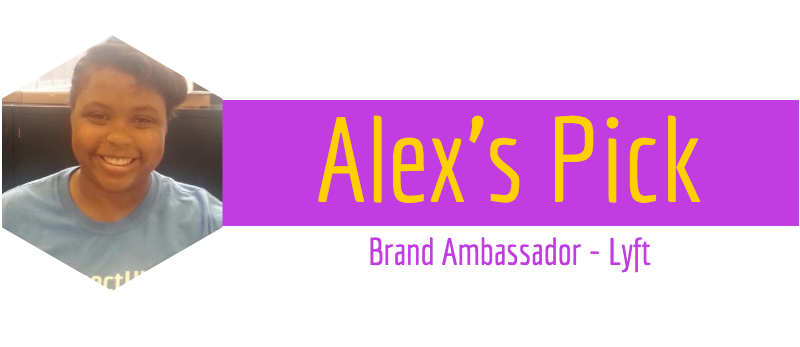 A picture of Alex's staff pick