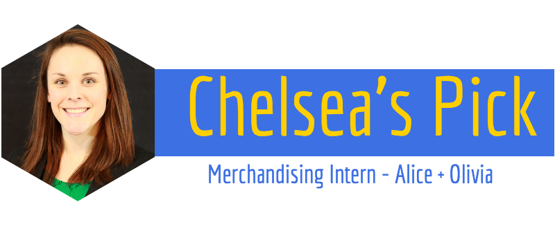 A picture of Chelsea's staff pick