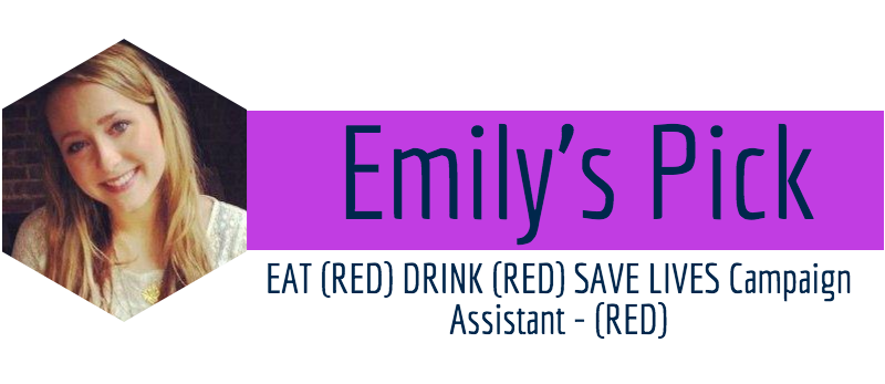 A picture of Emily's staff pick