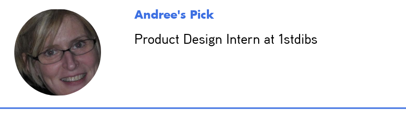 Andree's Pick for Cool Jobs & Internships